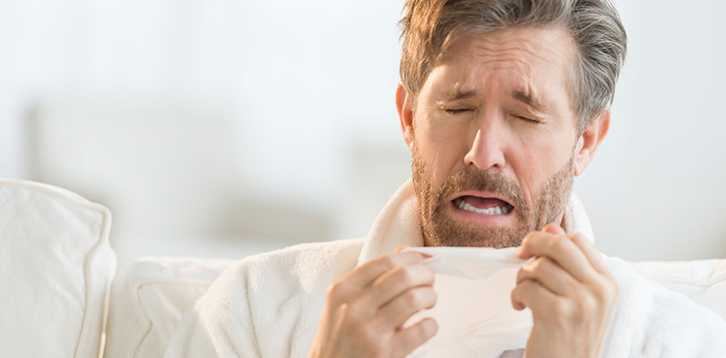 Gesundheit! Why Do We Sneeze?