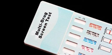 Home-use multi-drug testing kit