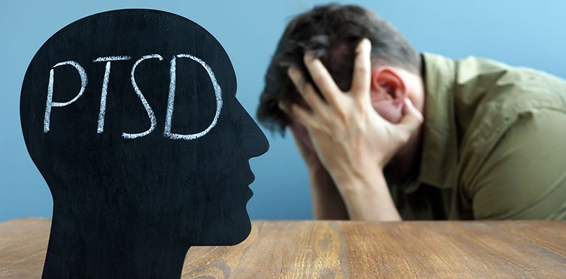 PTSD is a mental health condition triggered by either experiencing trauma firsthand or witnessing or learning of a terrifying event that happens to others.